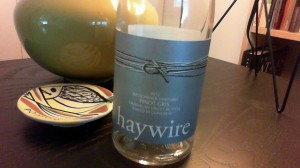 haywire pinot gris