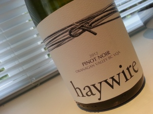 Haywire Pinot Noir