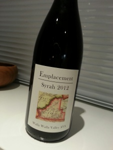 Emplacement Syrah