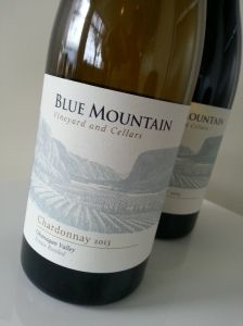 Blue Mountain Chardonnay 2013
