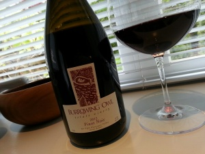 Burrowing Owl Pinot Noir 2012