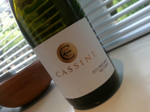 Cassini Red Carpet Pinot Noir, 2013