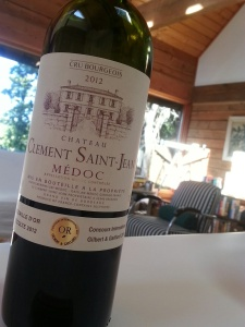 Chateau Clement Saint-Jean Cru Bourgeois Medoc, 2012