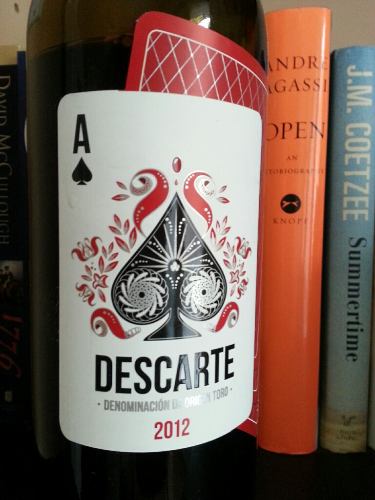 Bodegas Elias Moro Descarte, 2012