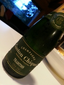 Champagne Gaston Chiquet, Tradition