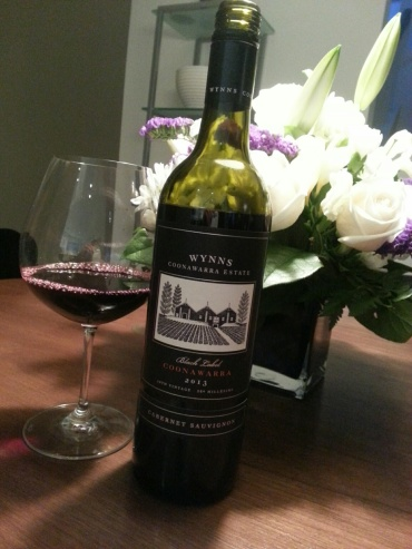Wynns Black Label Cabernet Sauvignon, 2012