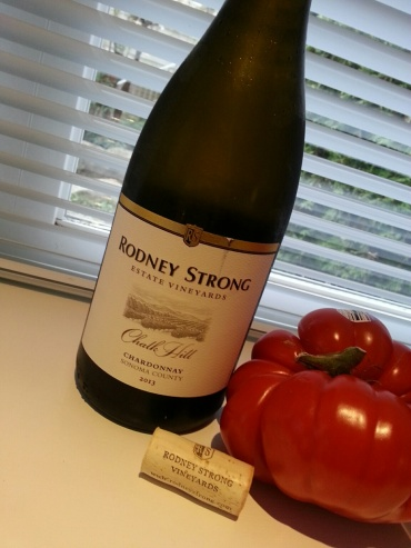 Rodney Strong Chalk Hill Chardonnay, 2013