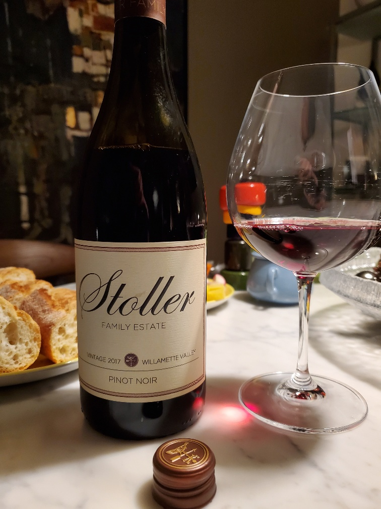 Stoller Family Estate Pinot Noir, 2017