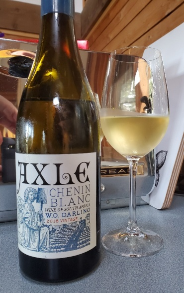 Darling Axle Chenin Blanc, 2018