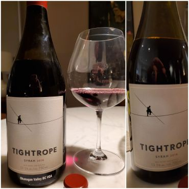 Tightrope Shiraz 2016